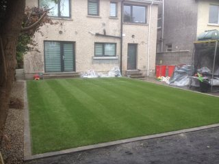 Artificial Grass Lawn_Galway City