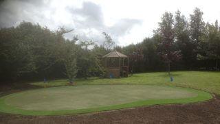 Artificial Grass Putting Green_Galway_Aug17