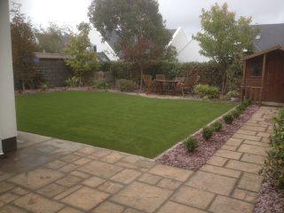 Artificial Grass Lawn Galway city