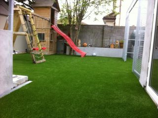 Artificial Grass Lawn_GalwayCity