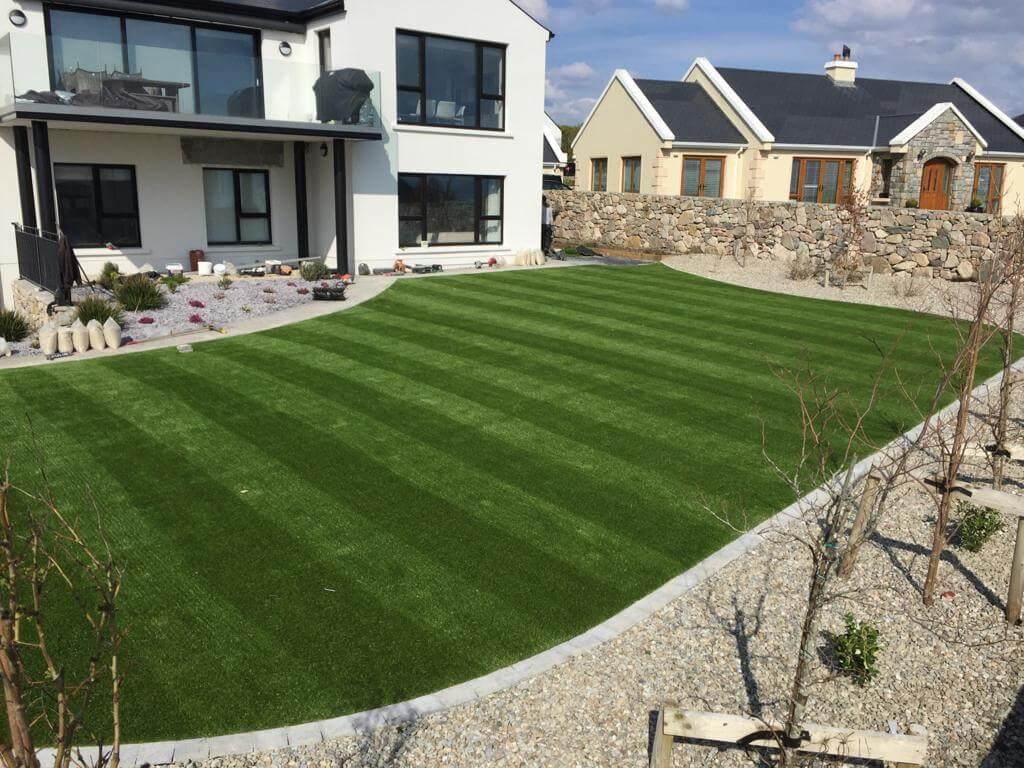 Artficial Grass Lawn_Galway